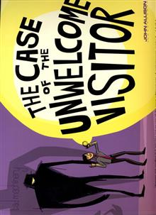 BAD MACHINERY GN VOL 06 THE CASE OF THE UNWELCOME VISITOR
