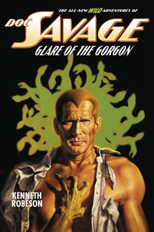 DOC SAVAGE NEW ADV SC VOL 12 GLARE OF THE GORGON