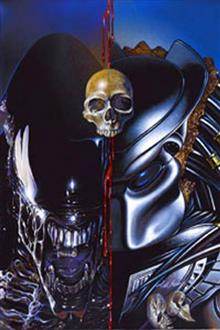 Alien vs. Predator: Thrill of the Hunt TPB