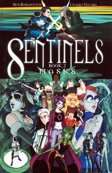 SENTINELS BOOK 2 TP MASKS
