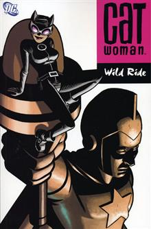 CATWOMAN WILD RIDE TP