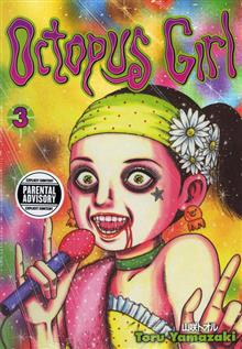 OCTOPUS GIRL VOL 3 TP (MR)