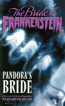 BRIDE OF FRANKENSTEIN VOL 1 PANDORAS BRIDE NOVEL