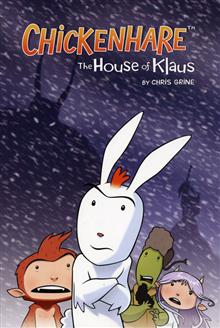 CHICKENHARE HOUSE OF KLAUS TP