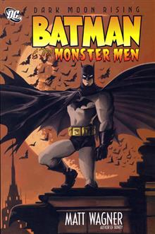 BATMAN AND THE MONSTER MEN TP