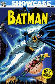 SHOWCASE PRESENTS BATMAN VOL 1 TP