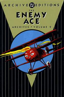 ENEMY ACE ARCHIVES VOL 2 HC