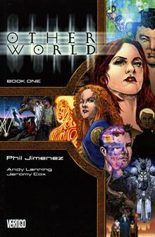 OTHERWORLD VOL 1 BOOK ONE TP (MR)