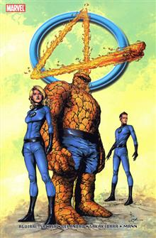 FANTASTIC FOUR RESURRECTION OF NICHOLAS SCRATCH TP