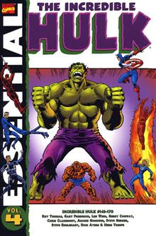 ESSENTIAL HULK VOL 4 TP