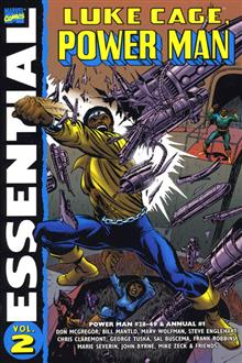 ESSENTIAL LUKE CAGE POWER MAN VOL 2 TP