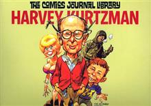 COMICS JOURNAL LIBRARY VOL 7 HARVEY KURTZMAN TP