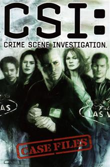 CSI CASE FILES VOL 1 TP