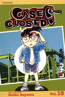 CASE CLOSED VOL 13 GN