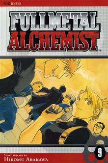 FULLMETAL ALCHEMIST GN VOL 09