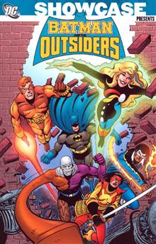 SHOWCASE PRESENTS BATMAN AND THE OUTSIDERS VOL 1 TP