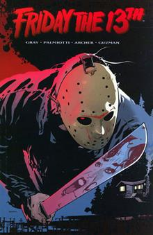 FRIDAY THE 13TH TP (MR)