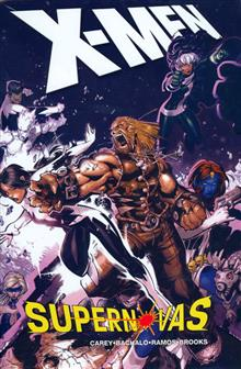 X-MEN SUPERNOVAS HC