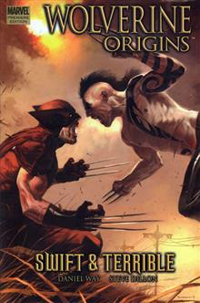 WOLVERINE ORIGINS VOL 3 SWIFT & TERRIBLE PREM HC