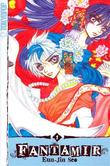 FANTAMIR VOL 1 GN (OF 3)