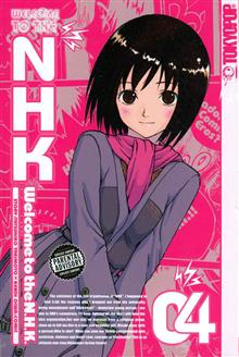 WELCOME TO THE NHK VOL 4 GN (OF 6) (MR)