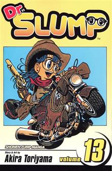 DR SLUMP VOL 13 TP