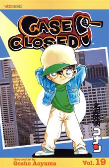 CASE CLOSED GN VOL 19