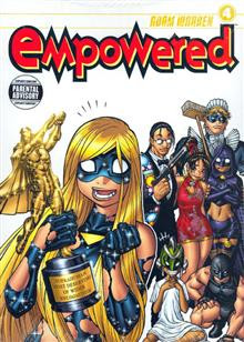 EMPOWERED TP VOL 04 (MR)