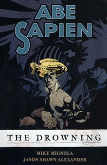 ABE SAPIEN TP VOL 01 THE DROWNING