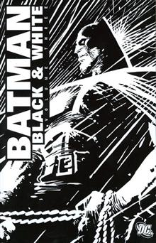 BATMAN BLACK AND WHITE VOL 3 TP