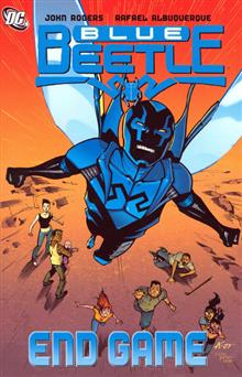BLUE BEETLE TP VOL 04 ENDGAME