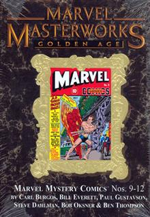 MMW GOLDEN AGE MARVEL COMICS HC VOL 03 VAR ED VOL