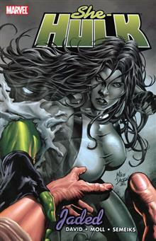 SHE-HULK VOL 6 JADED TP