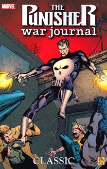 PUNISHER WAR JOURNAL CLASSIC VOL 1 TP