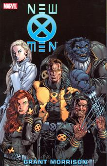 NEW X-MEN BY MORRISON ULTIMATE COLLECTION BOOK 2 TP