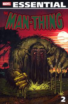 ESSENTIAL MAN-THING TP VOL 02