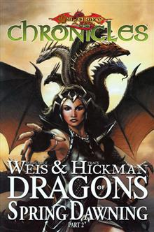 DRAGONLANCE CHRONICLES HC VOL 03 DRAGONS SPRING DAWNING PART 2