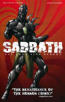 SABBATH ALL YOUR SINS REBORN TP VOL 01 THE COLLECT