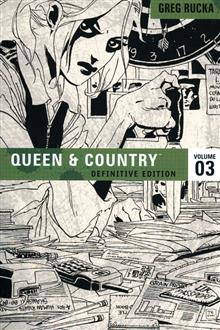 QUEEN & COUNTRY DEFINITIVE ED VOL 3 TP (MR)