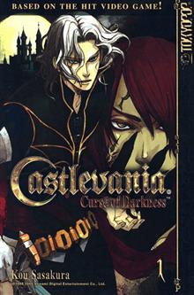 CASTLEVANIA CURSE OF DARKNESS GN VOL 01 (OF 2)
