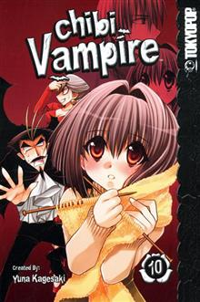 CHIBI VAMPIRE GN VOL 10 (OF 13) (MR)