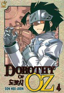 DOROTHY OF OZ GN VOL 04