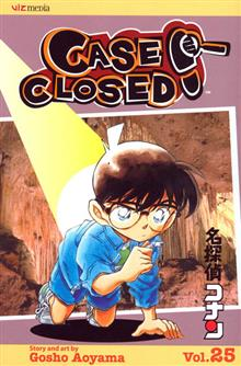 CASE CLOSED GN VOL 25 (C: 1-0-0)