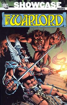 SHOWCASE PRESENTS WARLORD VOL 1 TP