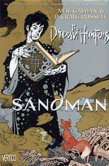 SANDMAN THE DREAM HUNTERS HC (MR)