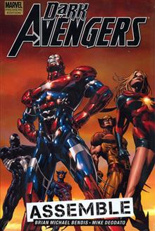 DARK AVENGERS PREM HC VOL 01 ASSEMBLE