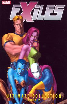EXILES ULTIMATE COLLECTION BOOK 2 TP