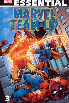 ESSENTIAL MARVEL TEAM-UP TP VOL 03
