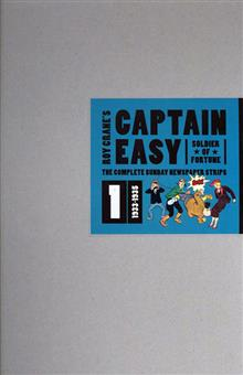 CAPTAIN EASY HC VOL 01 SOLDIER OF FORTUNE