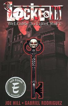 LOCKE & KEY VOL 1 WELCOME TO LOVECRAFT TP